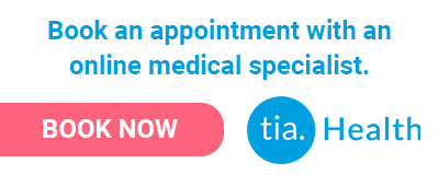 Book an appointment with an online specialist